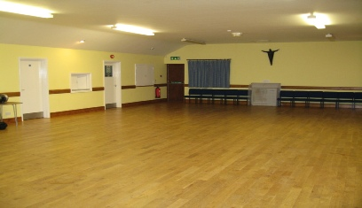Ballroom Dancing venue The Catholic Church Hall North Walsham, Norfolk